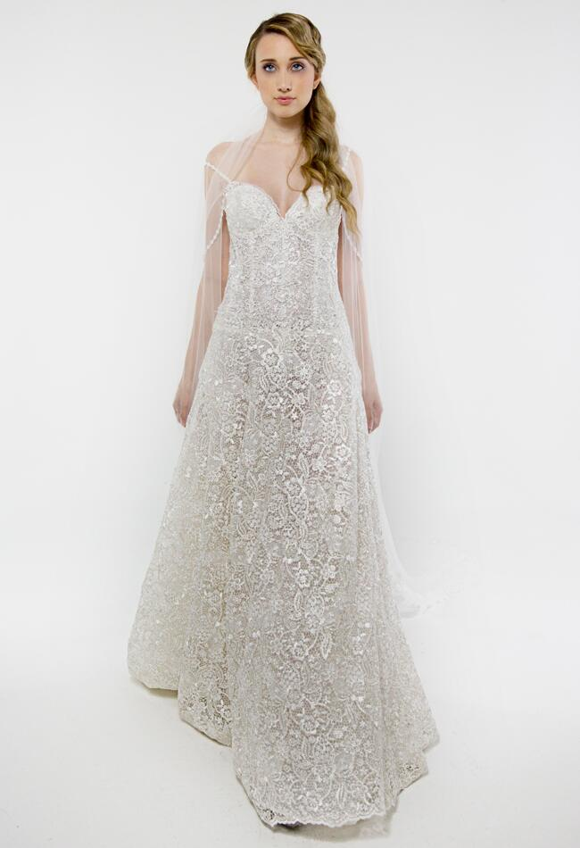 Francesca Miranda  Spring 2014 Wedding Dresses