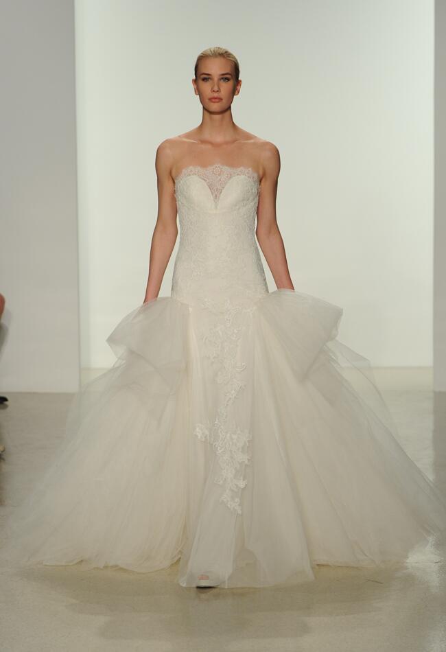 Kenneth Poole Wedding Dress
