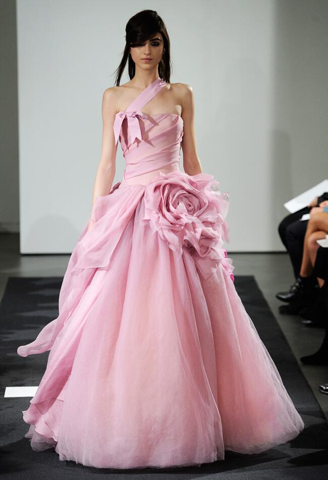 Wang Fall 2014 Wedding Dresses