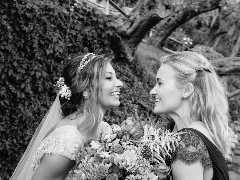 5 Insanely Pretty Photos From Aly Michalka's Wedding You ...