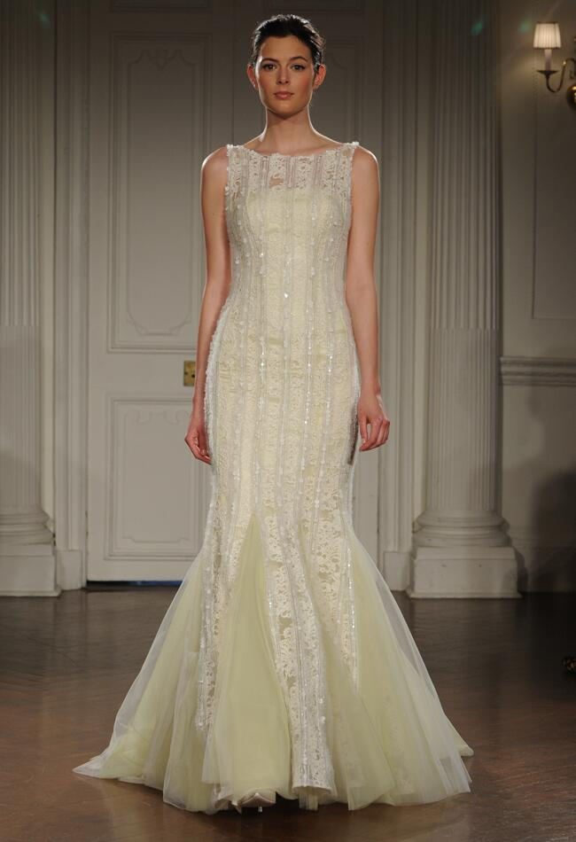 Peter Langner Spring/Summer 2015 wedding dress |<img class=