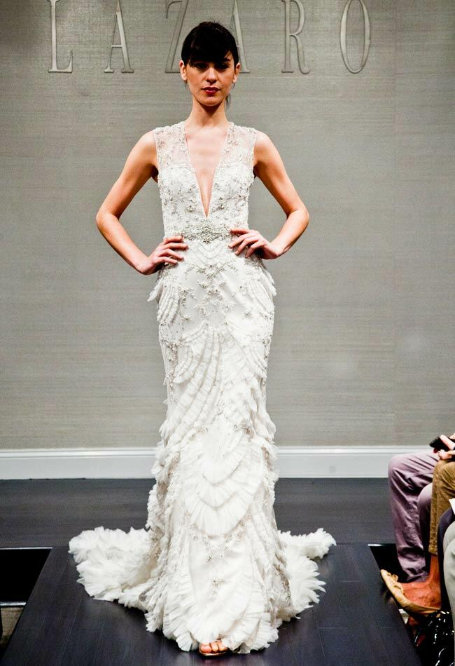 Lazaro fall 2014 | The Knot Blog