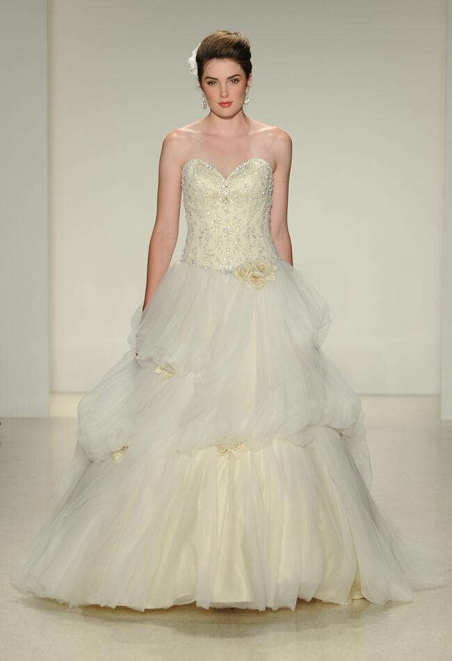 Belle wedding dress alfred angelo