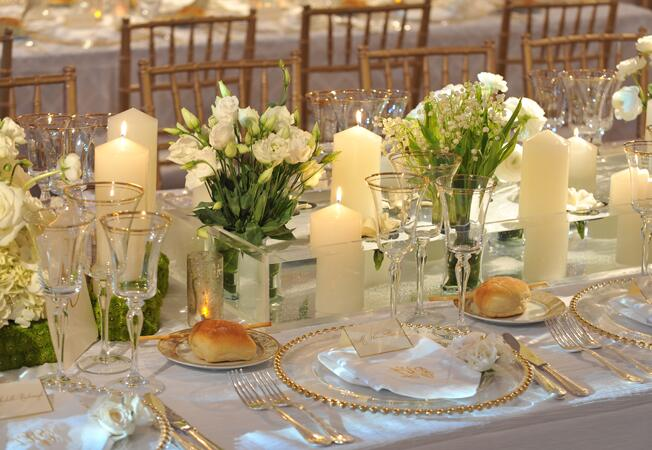 Water Garden Centerpieces