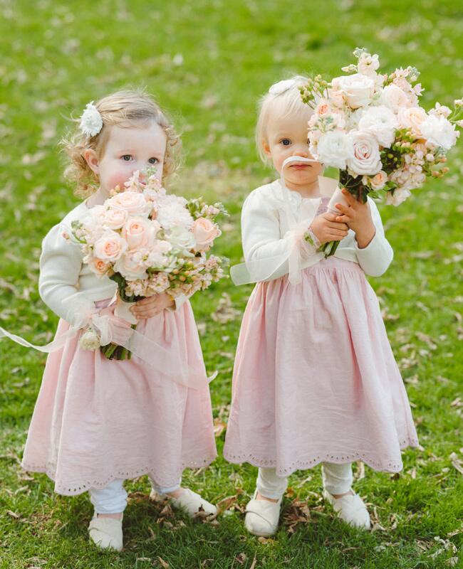 Cutest Wedding Kids // The Knot Blog
