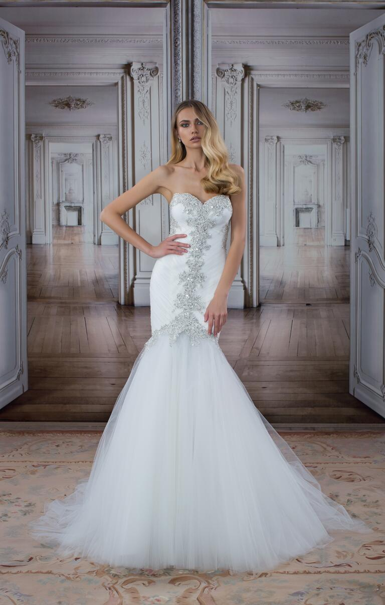 Wedding Pnina Wedding Dresses see every new pnina tornai wedding dress from the love collection at kleinfeld in york city