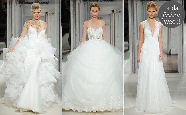 Pnina Tornai Wedding Dress 2014
