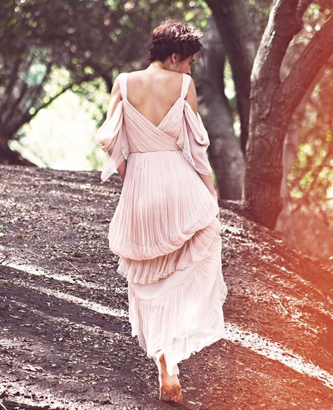 Free People Wedding Dress | The Knot Blog