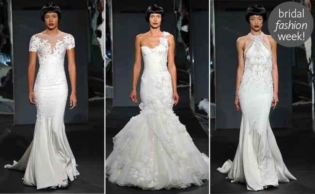Mark Zunino Spring 2014 Wedding Dresses