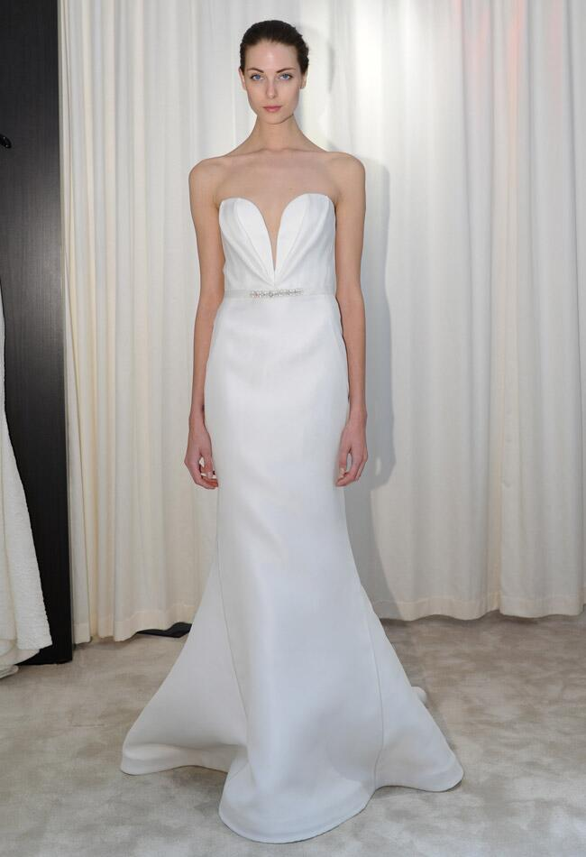 J. Mendel Fall 2014 Wedding Dresses | Kurt Wilberding | The Knot Blog