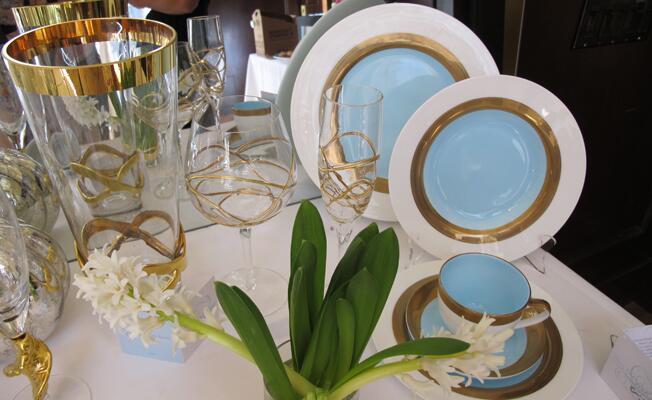 Disney dinnerware by Cru Promo