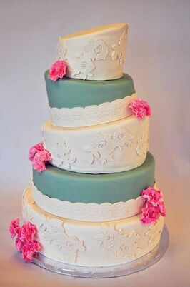 Wedding Cakes Desserts In Cleveland Oh The Knot