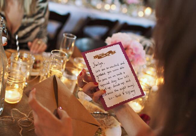 Photo: Readyluck Photography // Featured: The Knot Blog