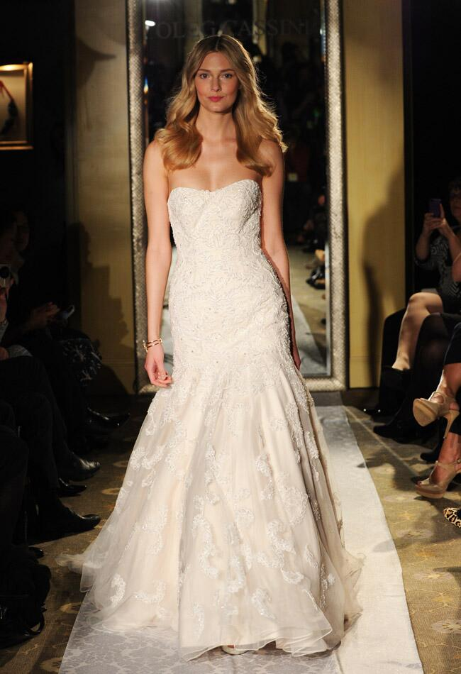 Oleg Cassini Fall 2014 |<img class=