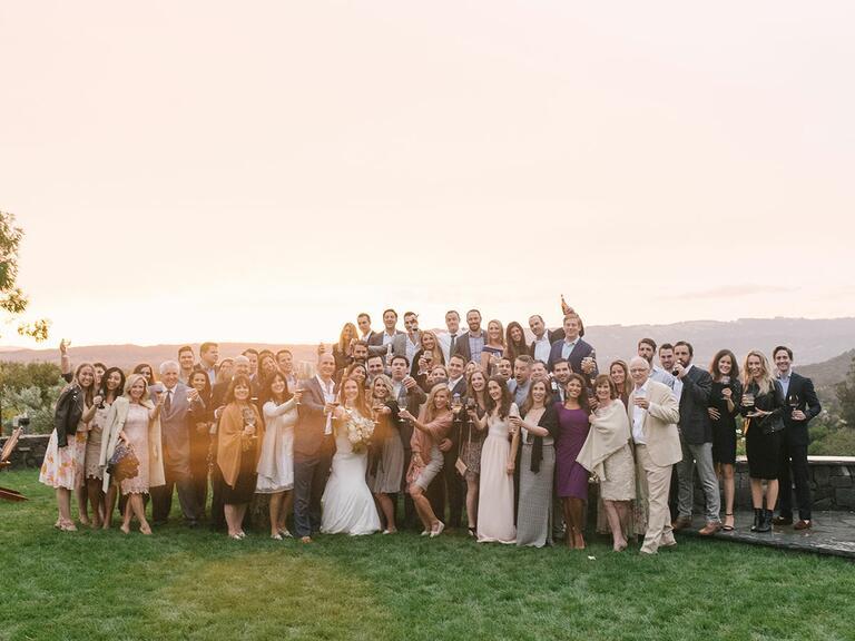 The Everygirl wedding