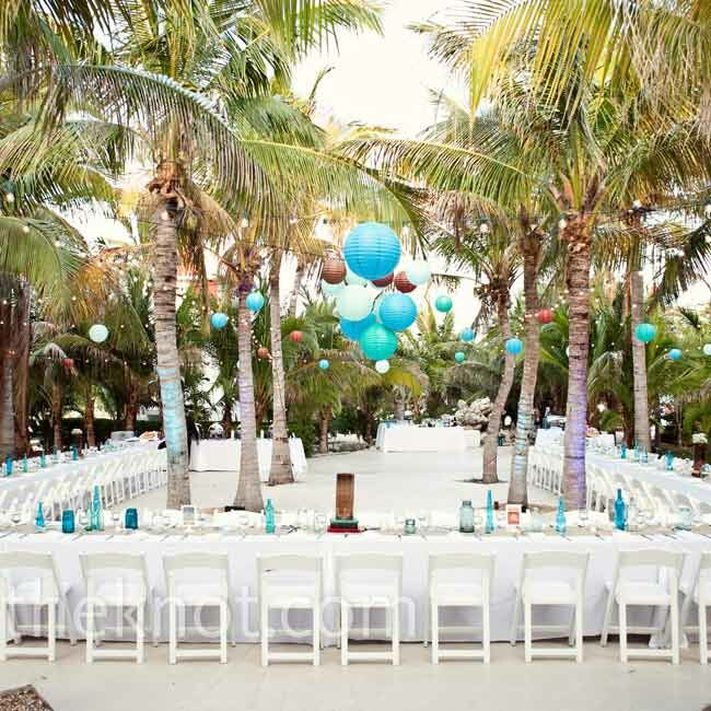 Beach Wedding Reception Ideas: Beach Reception Decor