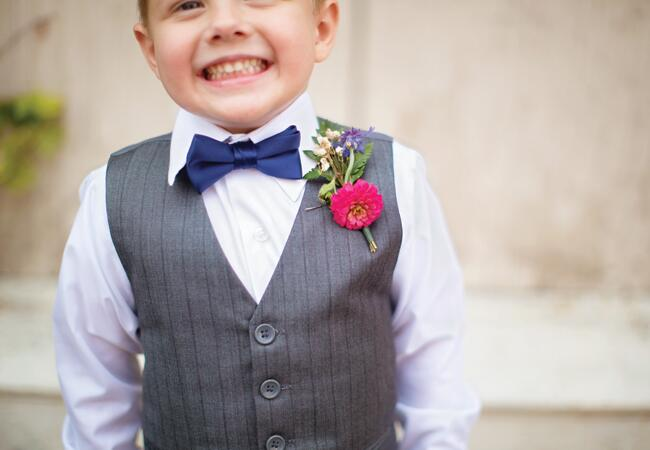 Photo: Arielle Elise Photography // Featured: The Knot Blog