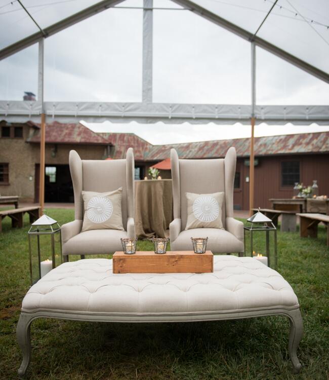 Lounge Chair Ideas // Photo: Carla Ten Eyck