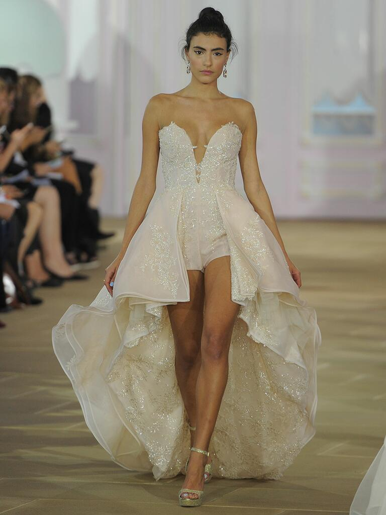 4 wedding dress trends 2019 brides need to know  msncom