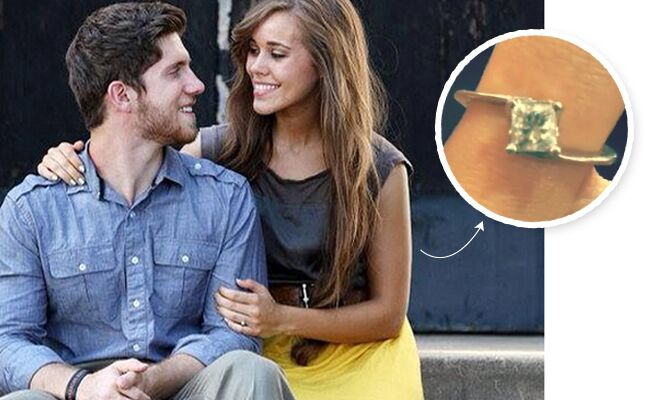 Jessa duggar wedding ring images