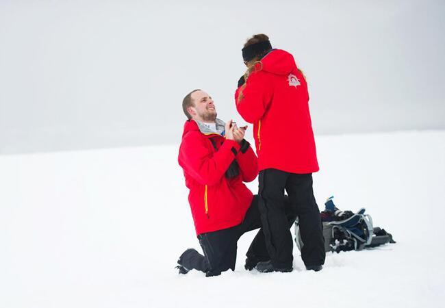 Antarctica Proposal