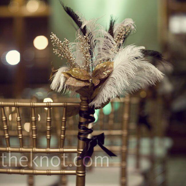 Feather Ceremony Decor