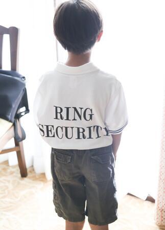 ring bearer   Cristina Elena Photography   Blog.theknot.com
