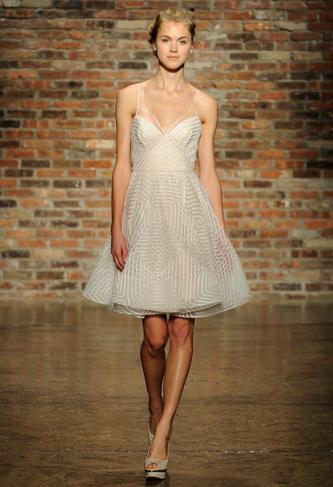 Haley Paige Spring 2014 Wedding Dresses/ Shana