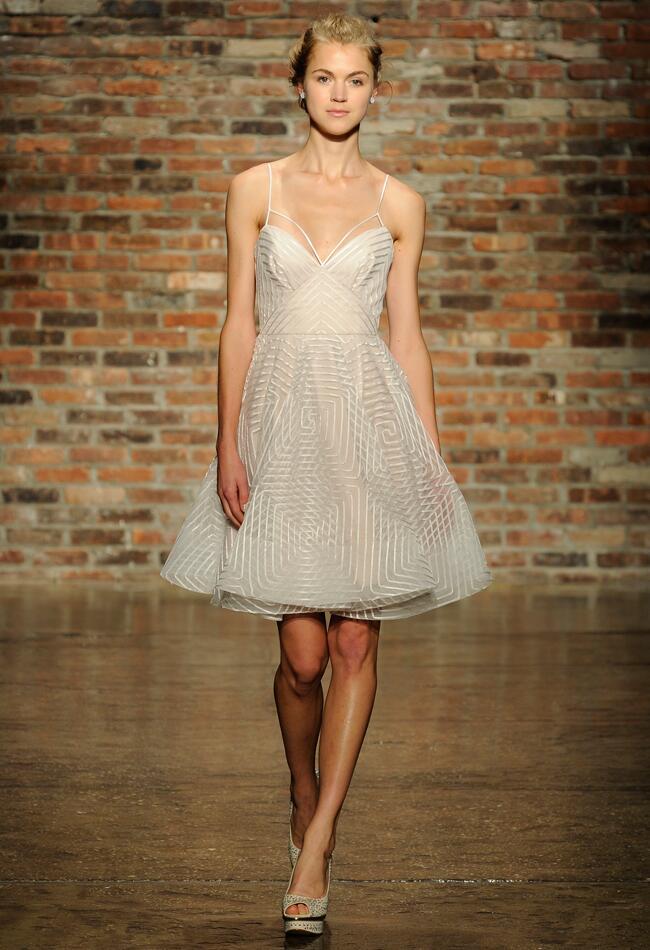 Haley Paige Spring 2014 Wedding Dresses/ Shana