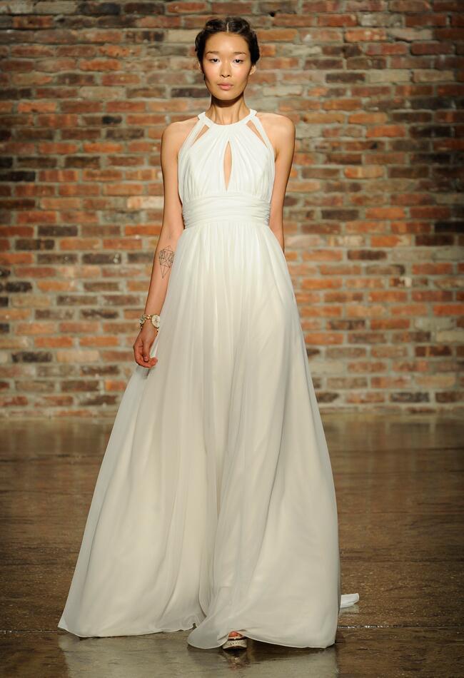 Haley Paige Spring 2014 Wedding Dresses/ Zahira