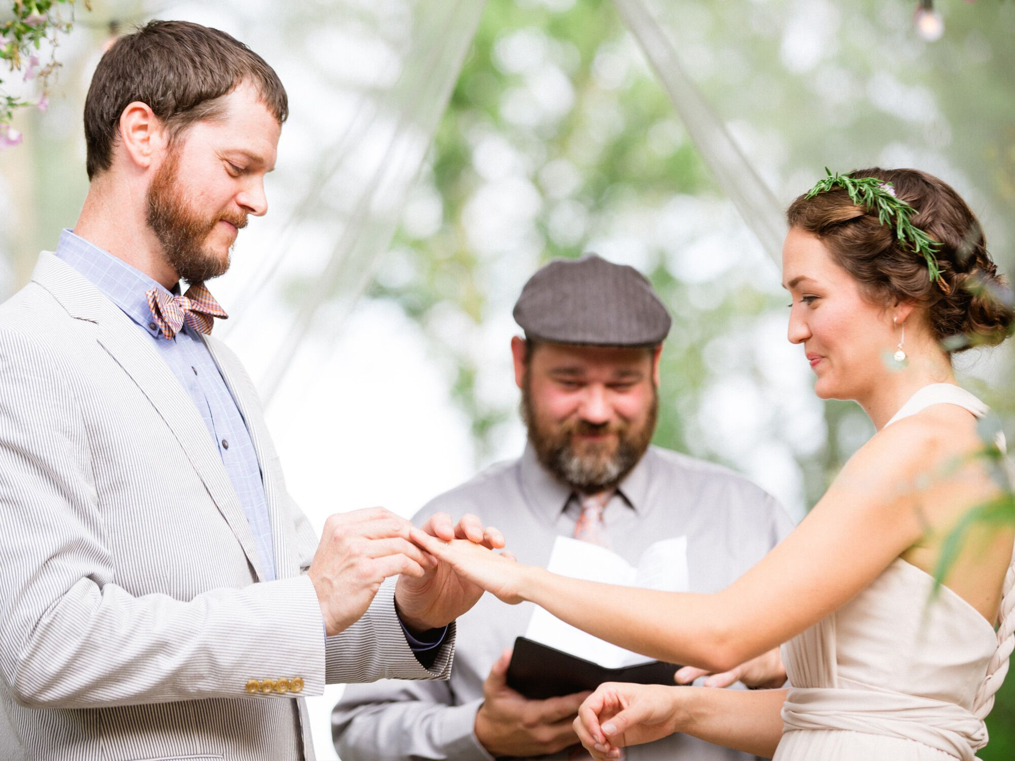 Ceremony Questions To Ask Your Civil Officiant Wedding