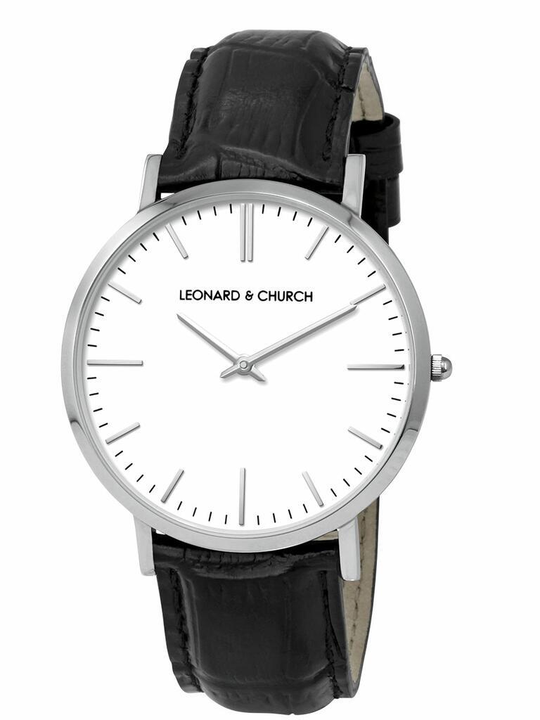 Leonard & Church watch