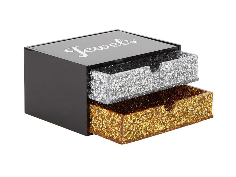 Edie Parker jewelry box