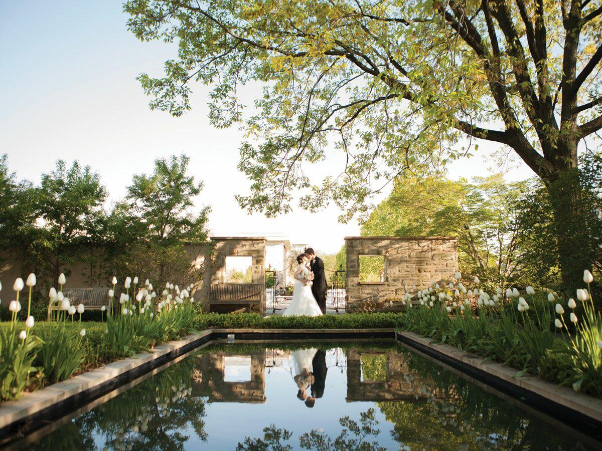 12 ohio woodland venues for a natural wedding cleveland botanical garden junglespirit Images