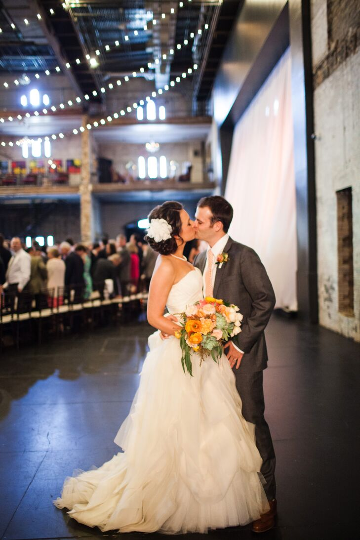 A Funky Wedding At Aria In Minneapolis Minnesota