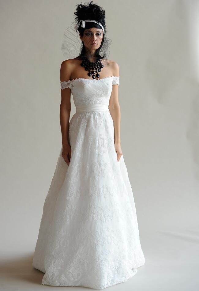 Ines Di Santo Luxe Spring 2014 Wedding Dresses
