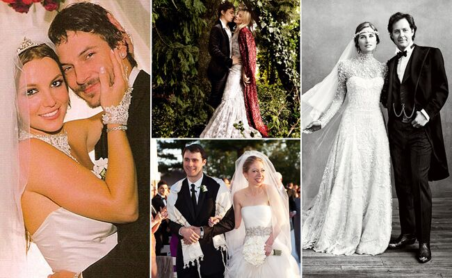 482bfaf6446 Ranking the Top 10 Most Talked About Celebrity Weddings