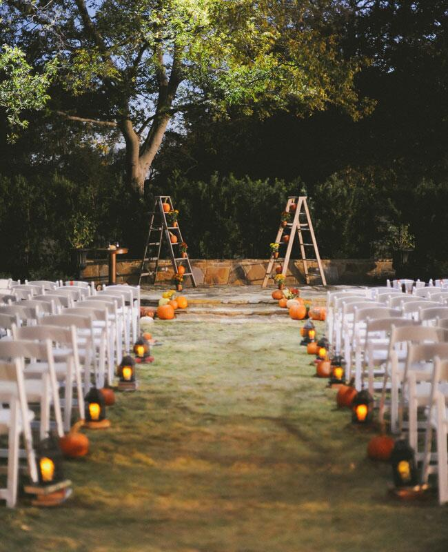 Halloween Wedding Altar