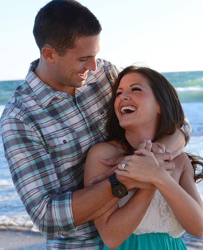 Sam and Taylor, Dream Wedding Contestants