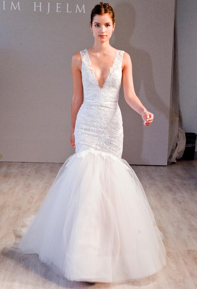 Jim hjelm fall 2014 wedding dresses for Jim hjelm wedding dresses