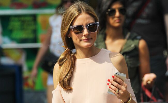Exceptionnel Olivia Palermo Engagement Ring
