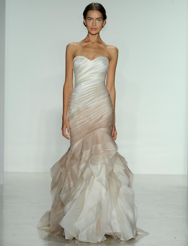 Kelly Faetanini Fall 2014 Wedding Dresses/ Eden
