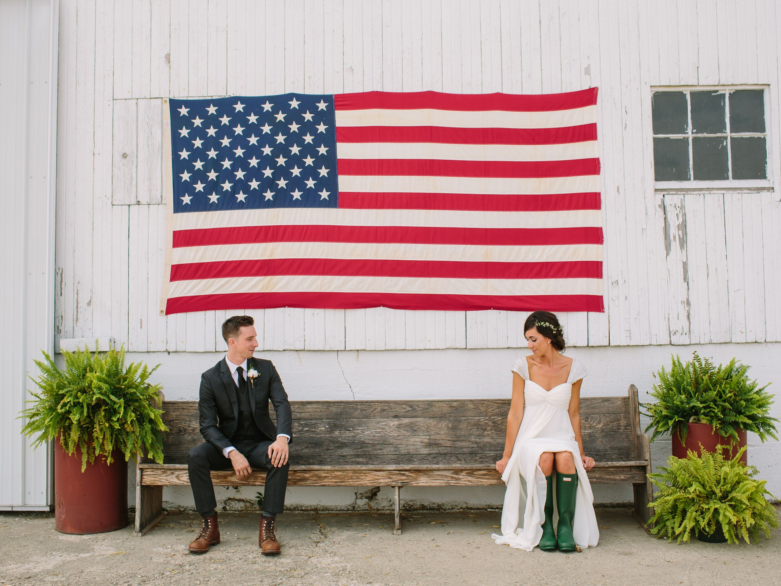 Americana Weddings: Your Americana Wedding Guide