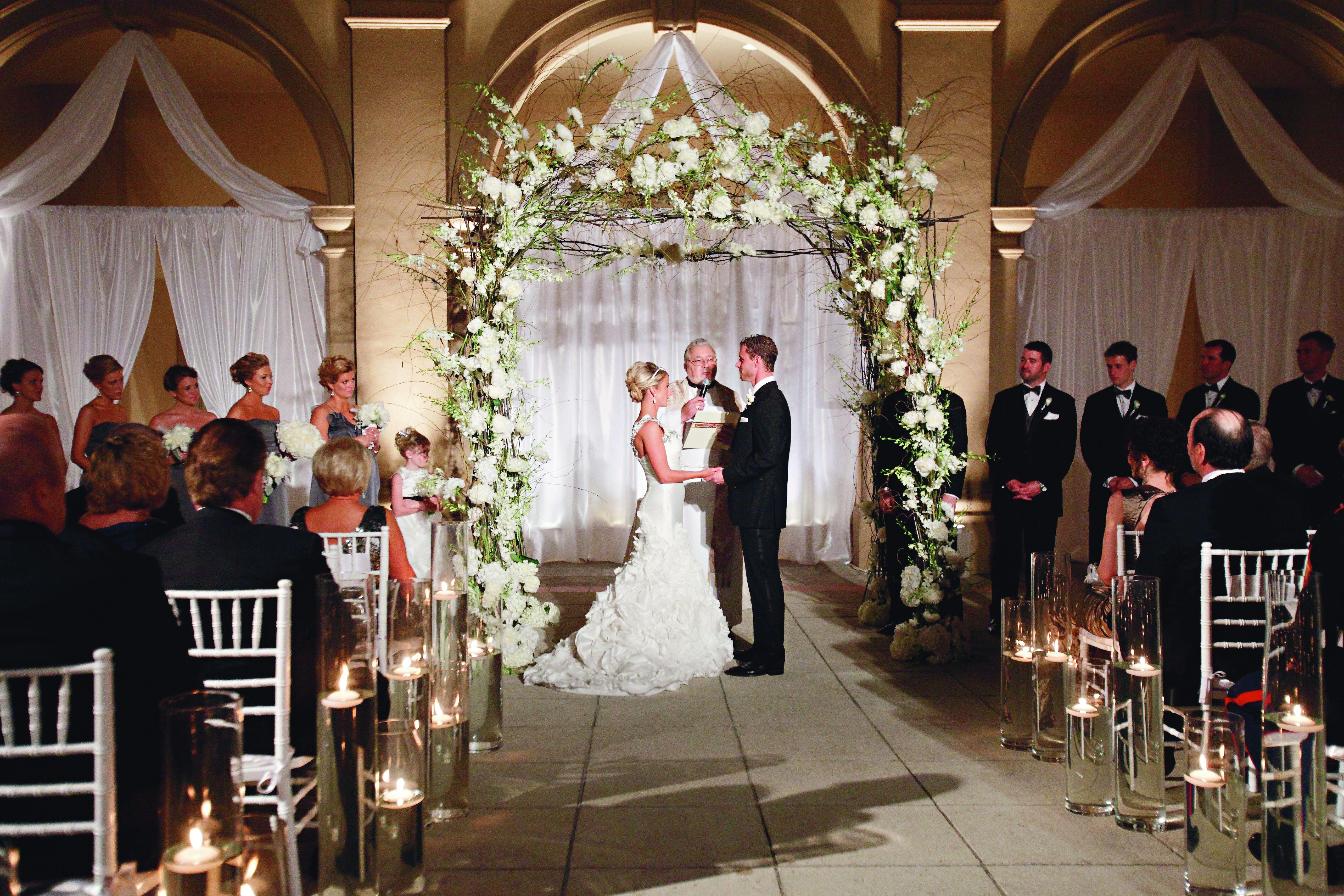 Фото свадеб в помещении