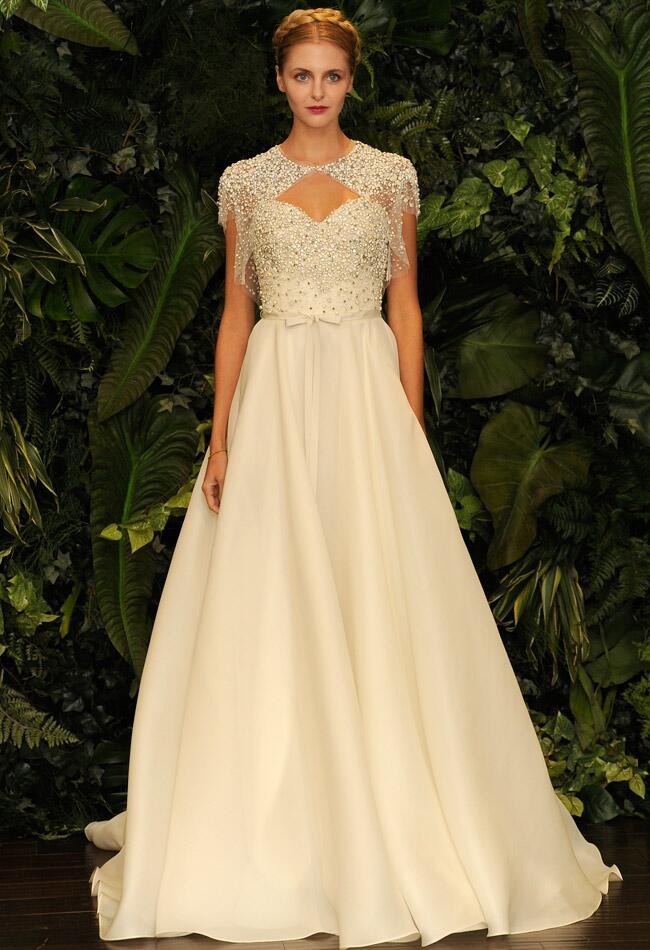 Naeem Khan Fall/Winter 2014 Wedding Dresses