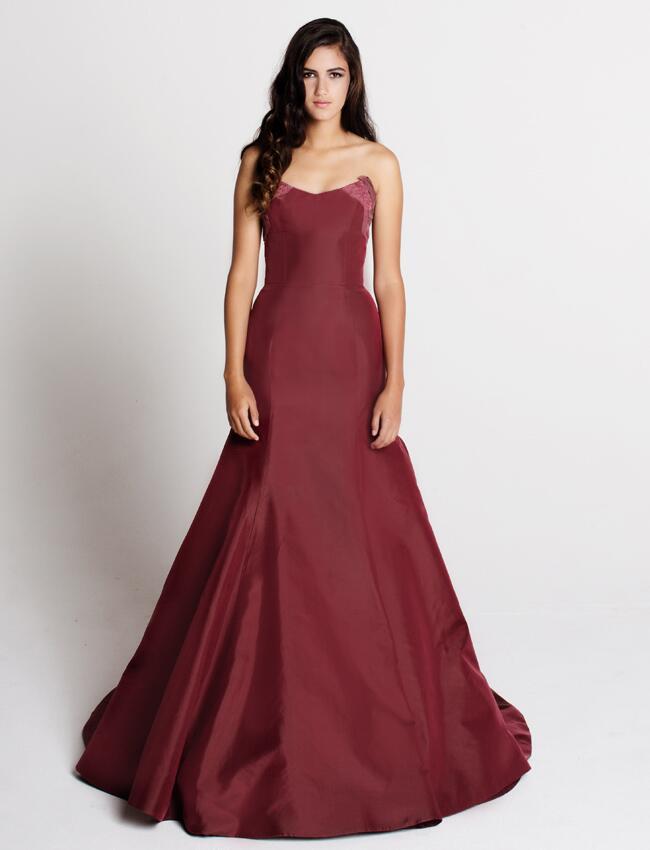 Tara LaTour Spring 2014 Wedding Dresses