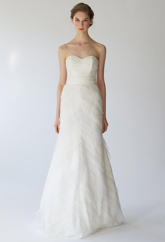 Lela Rose Spring 2014 Wedding Dresses