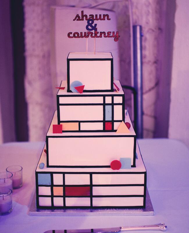 Cake Making Classes Scotland : Wedding Cake Bakers Recreate Famous Artwork