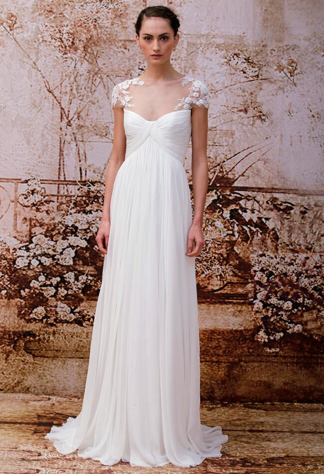 Monique Lhuillier Wedding Dresses Spring 2014/ Antoinette