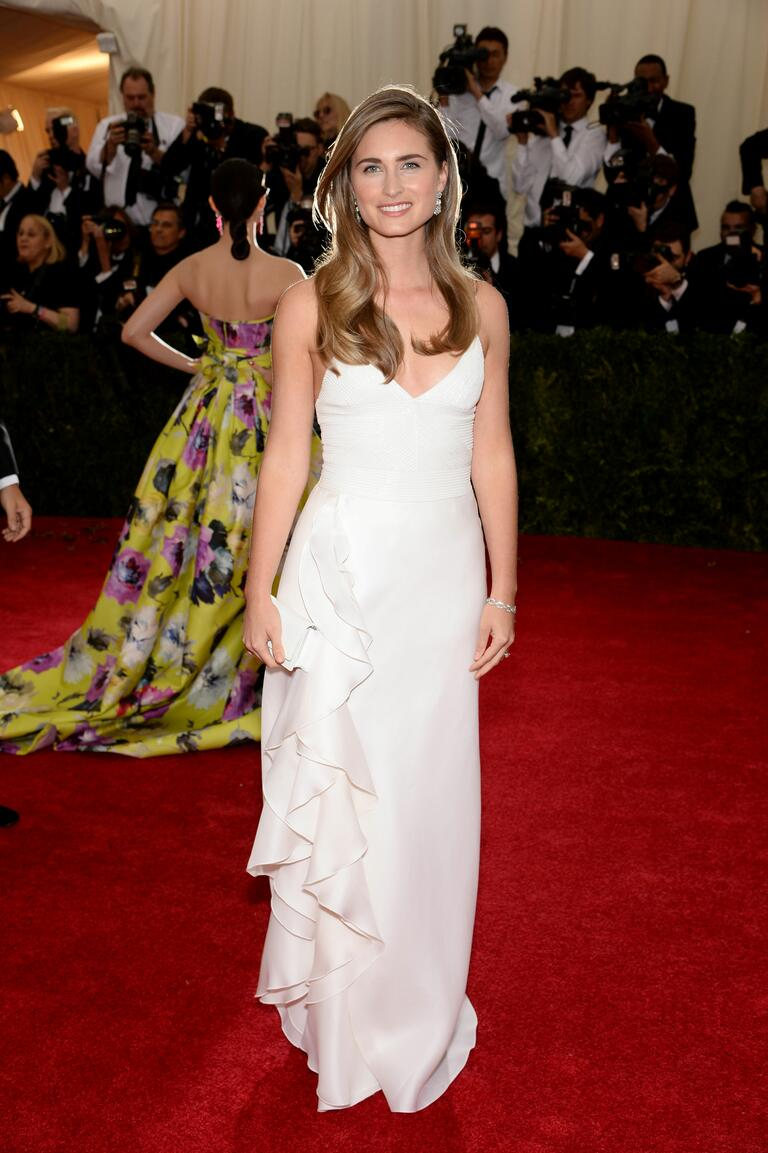 Lauren Bush: Getty / TheKnot.com